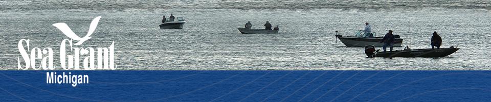Michigan sea grant banner.