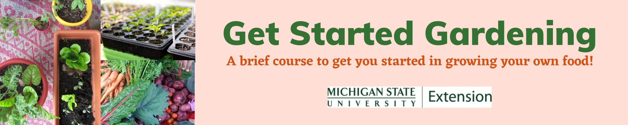 Image of getting started logo.