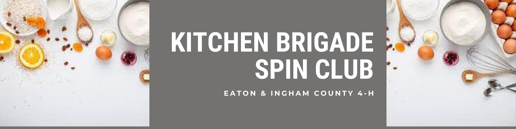 Kitchen brigade logo.