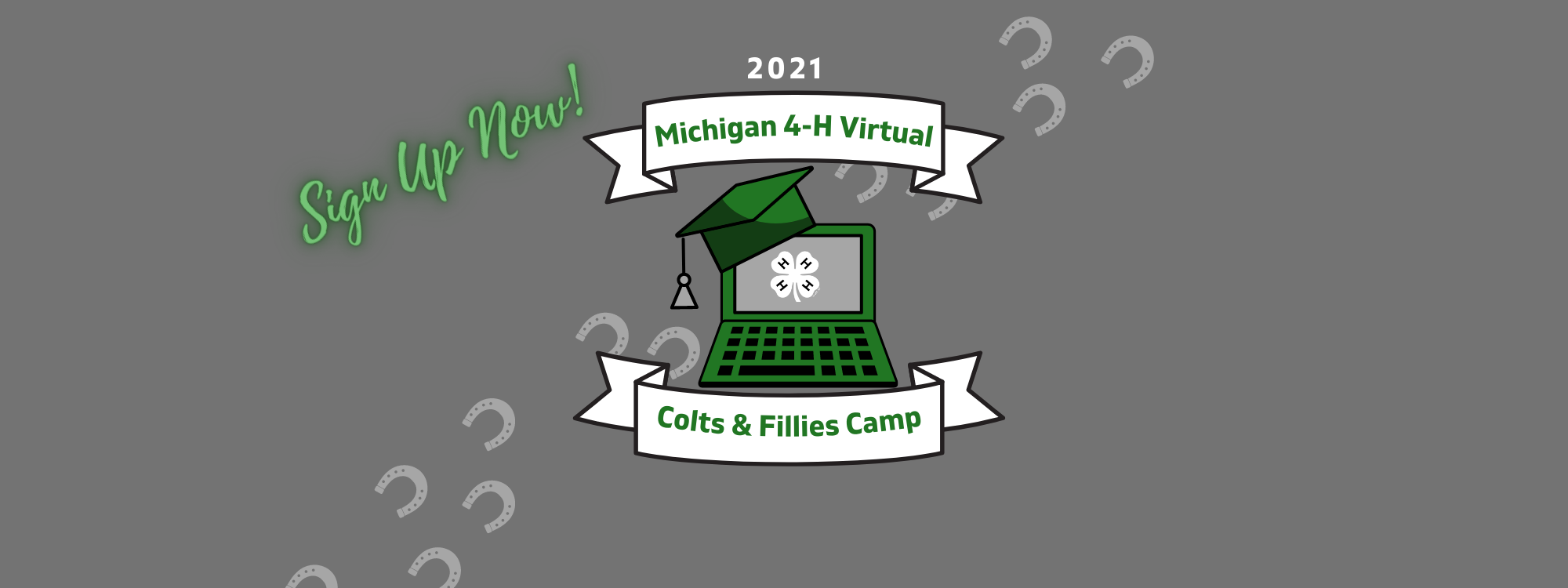 Sign up now - 2021 Michigan 4-H Virtual Colts and Fillies Camp