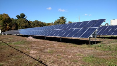 Image of solar panels.