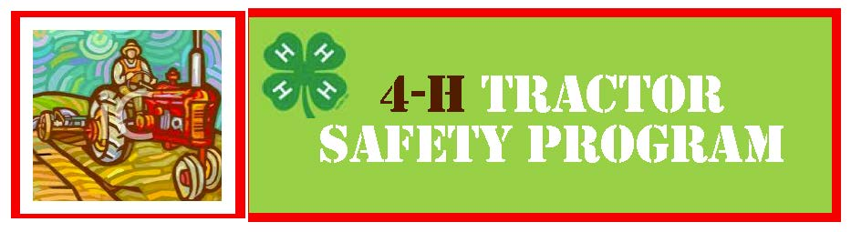 4-h tractor safety logo.
