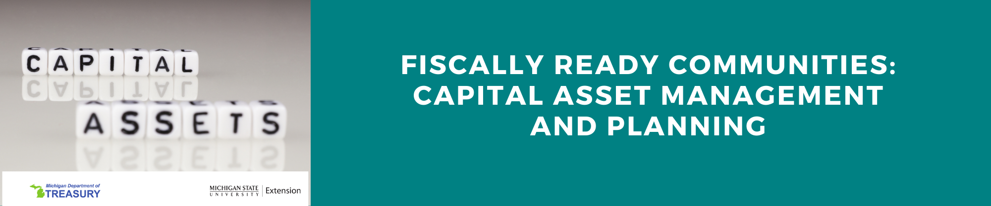 Image of capital asset management logo.