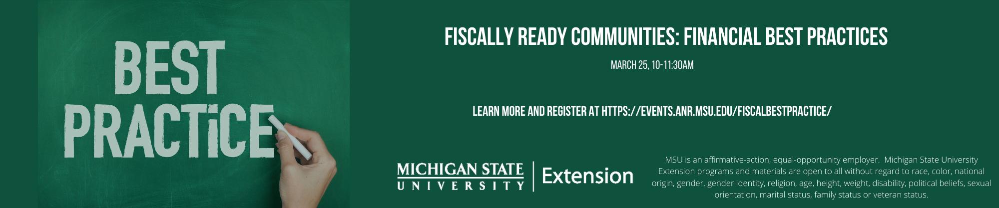 Fiscally responsible logo.