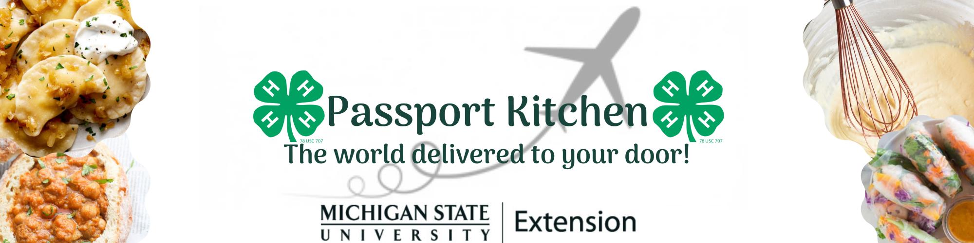 Passport Kitchen the World delivered to your door.