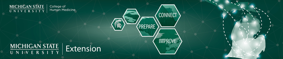 Connect, prepare and improve logo.